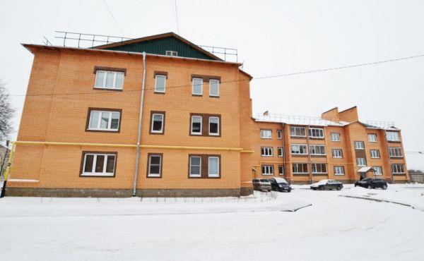 Двухуровневая квартира в новом доме в центре Волоколамска